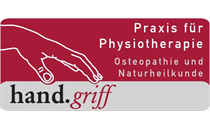 Logo von hand.griff Physiotherapie - Massage